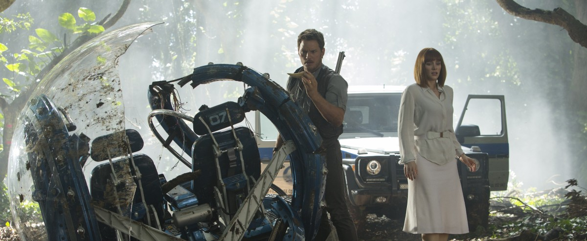 The New Trailer for 'Jurassic World' Has Arrived!
