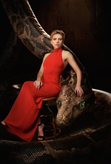 Scarlett Johansson The Jungle Book