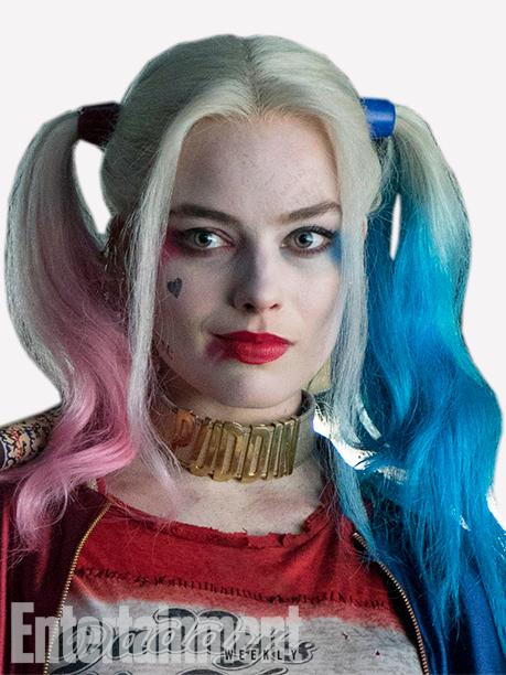 Harley Quinn @EW