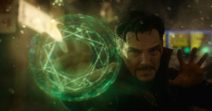 Doctor Strange Photo Credit: Film Frame ..©2016 Marvel. All Rights Reserved.