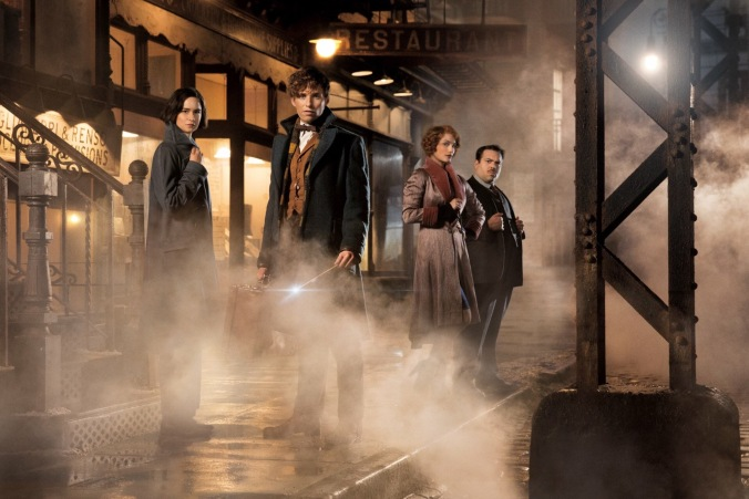 Fantastic Beasts and Where to Find Them image courtesy @WarnerBros.