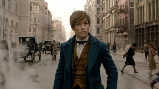Fantastic Beasts image courtesy @WarnerBros.