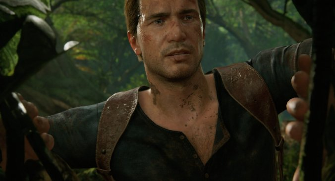 Uncharted 4 image courtesy @NaughtyDog
