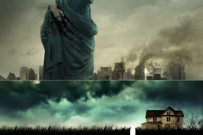 Cloverfield image courtesy of @ParamountPictures