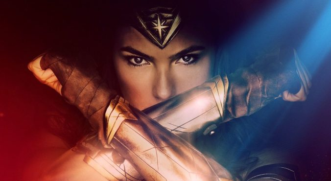 Wonder Woman image courtesy of @WarnerBros.