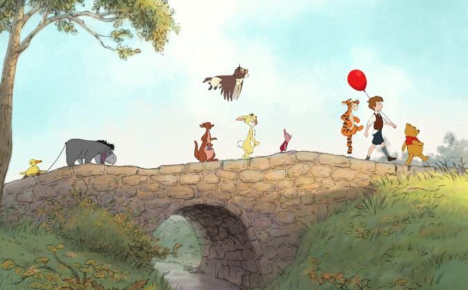 Winnie The Pooh image courtesy of @DisneyEnterprises