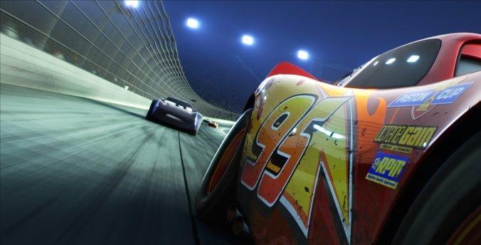 Cars 3 image courtesy of @WaltDisneyStudios