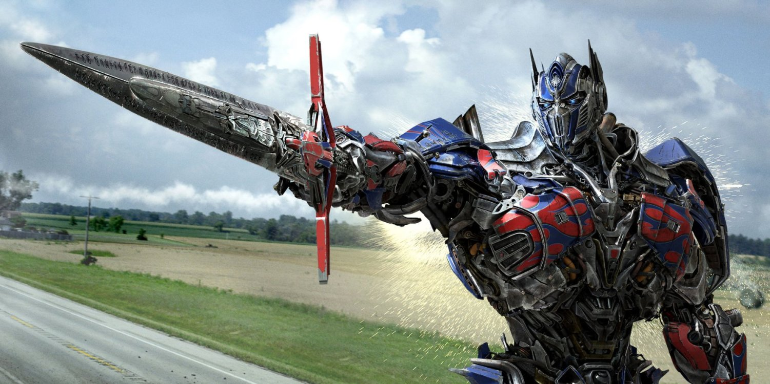 Transformers: Age of Extinction Photo credit: Industrial Light & - © 2014 Paramount Pictures.
