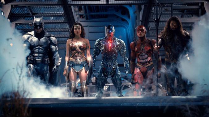 Justice League © 2017 - @WarnerBros.