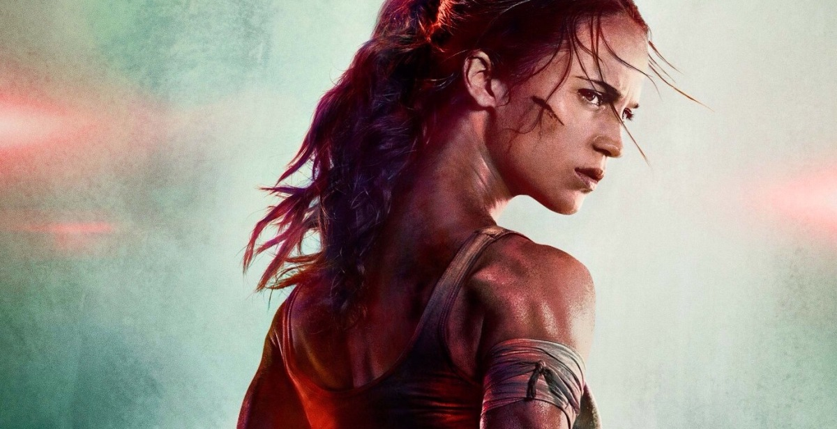 'Tomb Raider' Teaser & Poster Released Ahead Of Trailer