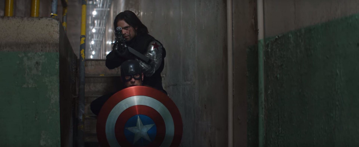 Sebastian Stan Comments On Bucky Becoming The Next Captain America