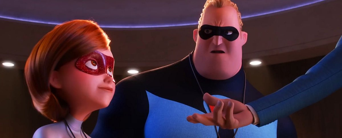 The Latest 'Incredibles 2' Footage Has Revealed A Lot About The Film's Plot (Spoilers)