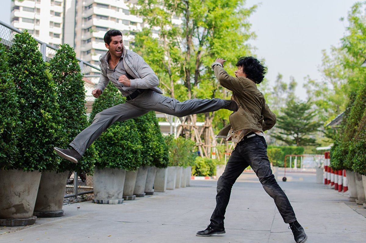 Scott Adkins Officially Cast In 'Ip Man 4'