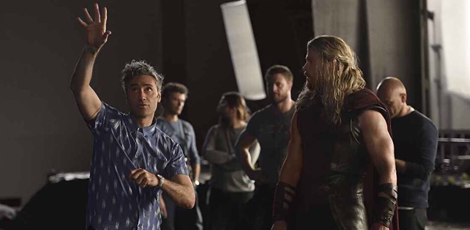 Taika Waititi Has Already Met With Marvel Over New Film Project