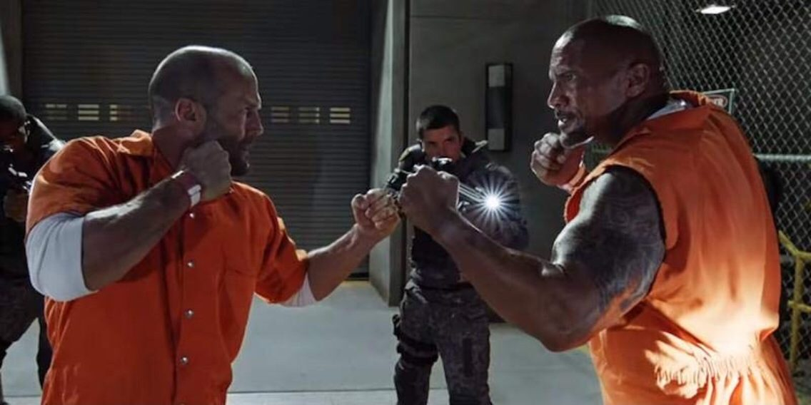 'Hobbs & Shaw': The Rock Shares Set Photo Marking The Start Of Filming